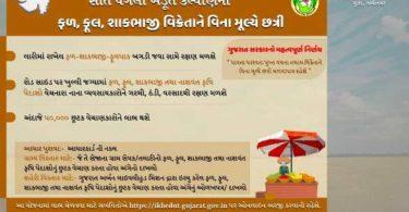 Mafat Chhatri Yojna In Gujarat