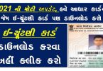 Digital Voter ID Card Download