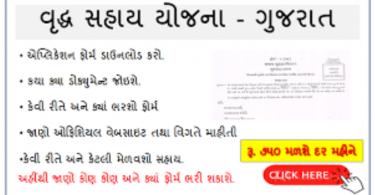 Vrudh Sahay Yojana Application Form