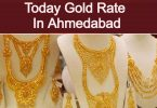 Today Gold Rate In Ahmedabad