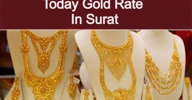 Today Gold Rate In Surat